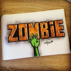Graffiti Doodles, Graffiti Drawing, Street Art Graffiti, Art Drawings, Graffiti Lettering Alphabet, Hand Lettering, Typography, Name Design Art, Tattoo Sketch Art