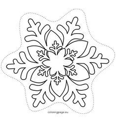 printable-snowflake-template