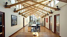 The Green Building / (fer) studio