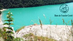 Lac de Chalain depuis le Belvédère de Fontenu