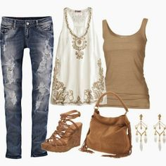 Get Inspired by Fashion: Casual Outfits