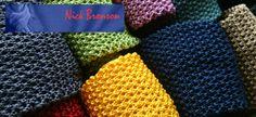 Nick Bronson - Silk Knitted Ties http://www.liberty.co.uk/fcp/categorylist/designer/nick-bronson