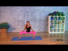 ▶ Yoga Flow Class for Beginners & Intermediate: Hips, Twists & Increasing Flexibility with Yogi Nora - YouTube
