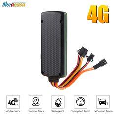 4G GPS Tracker Mini SOS Waterproof Geo-fence //Price: $77.31 & FREE Shipping // #girls #model #pretty