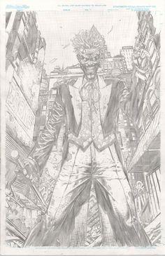 The Joker by David Finch