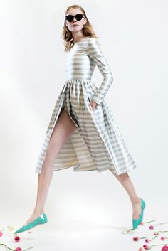 Katie Ermilio Spring 2015 Ready-to-Wear - Collection - Gallery - Look - Style.com