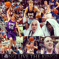 Long live the kings High School Football, Football And Basketball, College Basketball, Jason Williams, Jason White, L King, In The Hole, Sacramento Kings, Wnba