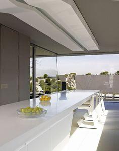 a-cero arquitectos / vivienda en somosaguas