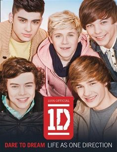 DARE TO DREAM: Life as One Direction (100% official), Life as One Direction by O
