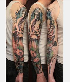 21 Buddhist Tattoo Designs