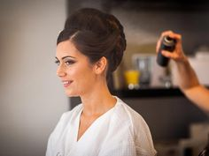 Funky spring/summer hairstyles for your big day