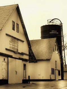 Father Flanagan's Barn @ Boys' Town in Omaha, NE