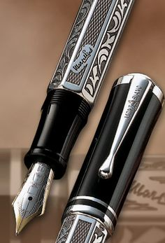 Marcel Proust fountain pen, desire