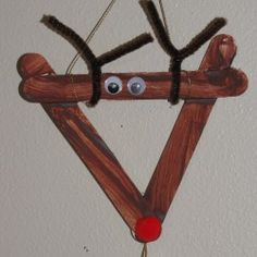 Simple Reindeer Craft