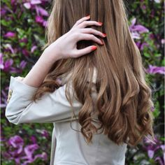 Wish my hair was just a little bit longer so I could do this!