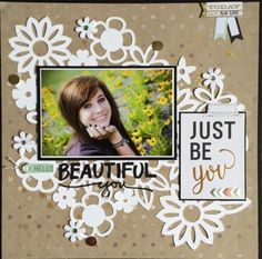 Beautiful You - Scrapbook.com