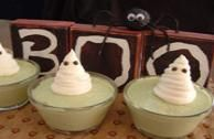 Spook-tacular Avocado Citrus Mousse