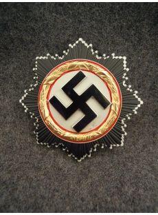 German Cross In Gold