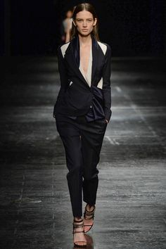 Prabal Gurung | Fall 2014 Ready-to-Wear Collection | Style.com [Photo: Kim Weston Arnold / Indigitalimages.com]