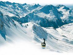 banyan hotel - St anton am arlberg St Anton, Austria, Mount Everest, Saints, Mountains, Nature, Travel, Naturaleza, Viajes