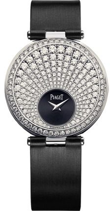 White gold Diamond Watch - Piaget Luxury Watch G0A36237