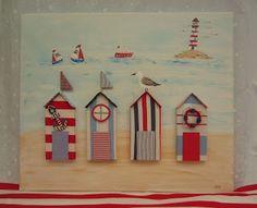 Begotelas: Cuadros ilustrados marineros begotelas