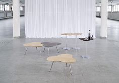 Triple Collection. Design by Tapio Anttila and manufacturer Puulon Oy. www.puulon.fi