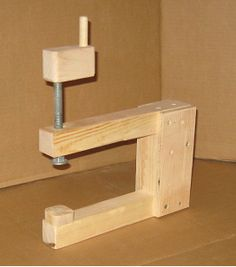 home made clamps free plans