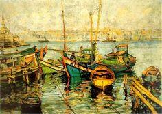 Hikmet ONAT - Sanatçı Detayı - Turkish Paintings