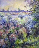 Monet's - On The Banks Of The Seine