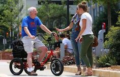 Check out Liberty Trike in @DisabledWorld!