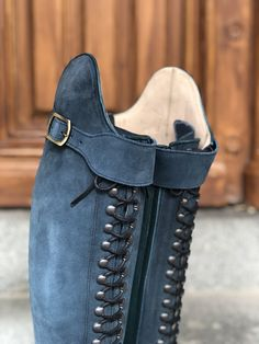 BE YOU and stand out from the rest! You may customize this model in any color or material you wish. You may freely combine colors and material too. Equestrian Outfits, Equestrian Style, Long Boots, Knee High Boots, Horse Riding Boots, E Ca, My Ride, Clothes Horse, Style Me