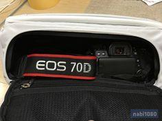 とれるカメラバッグ with EOS 70D02 With, Eos