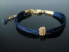 The Gable Collection Bracelet No. 1. by danggoods,via Etsy.