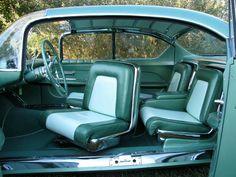 1955 Chevrolet Biscayne Motorama Dream Car.