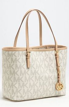 Michael Kors at The Pier Shops at Caesars. Time to jet set with this MICHAEL Michael Kors Tote. Sac Michael Kors, Cheap Michael Kors, Michael Kors Outlet, Handbags Michael Kors, Fashion Handbags, Purses And Handbags, Mk Handbags, Couture Handbags, Shoes