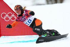 Ze was niet naar Sotsji gekomen om haar olympische titel op de parallelreuzenslalom te verdedigen, zei ze. Het ging er snowboardster Nicolien Sauerbreij om het maximaal haalbare te presteren. Dat bleek woensdag de tiende plek na uitschakeling in de achtste finales.