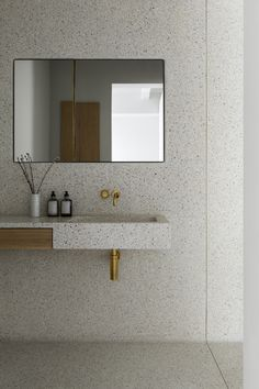 Cheap Home Decor Photo 12 of 14 in A Copenhagen Horse Stable Is Transformed Into a Sophisticated Scandinavian Home - Dwell.Cheap Home Decor Photo 12 of 14 in A Copenhagen Horse Stable Is Transformed Into a Sophisticated Scandinavian Home - Dwell Modern Bathroom, Small Bathroom, Bathroom Ideas, Bathroom Organization, Bathroom Cleaning, Bathroom Storage, Bathroom Inspiration, Minimal Bathroom, Boho Bathroom