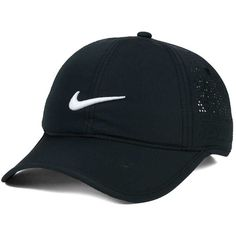 Nike Women s Golf Performance Cap ( 27) ❤ liked on Polyvore featuring  accessories c404b87cc075