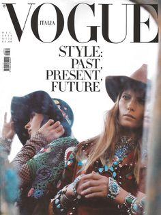 #Harpo dans #Vogue Italie en décembre 2014