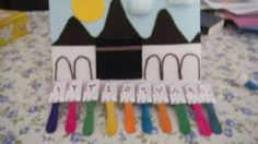 Bismillah , Asslam ualaikum warahmatullahi wabarakatuh , Last week , I made a somewhat mixed media art craft on the topic of Hajj by fo. Number Activities, Craft Activities, Islam For Kids, Numbers Preschool, Kids Corner, Eid, Your Child, Lesson Plans, Arts And Crafts