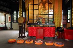 Qingyang Temple, Chengdu