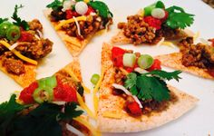 Food Fitness by Paige: Picadillo Nachos