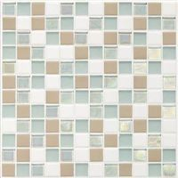 "Daltile Coastal Keystone Mosaic 12"" x 12"" : Trade Wind"