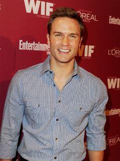 Scott Porter..that smile