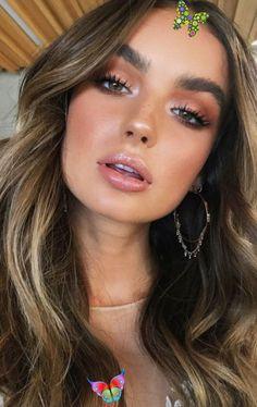<br> Best Natural Makeup, Natural Beauty Tips, Bridal Makeup For Brown Eyes, Beauty Care, Beauty Hacks, Diy Beauty, Beauty Skin, Beauty Advice, Winter Make-up