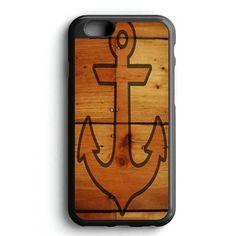 Transparent Anchor iPhone 7 Case