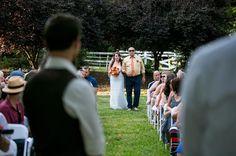 Walking down the aisle candids are some of the sweetest shots. /// #amyatkinsphotography #oncewed #weddingchecklist #elkgrove #sacramento #weddingchicks http://ift.tt/19c23VX Sacramento and Elk Grove portrait and wedding photographer
