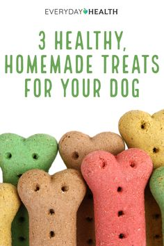 Whether your pooch suffers from allergies or you're just looking for a healthy treat, these tasty recipes will get two paws up. Overweight Dog, Cream Cheese Muffins, Good Fats, Best Diets, Pet Health, Healthy Treats, Yummy Snacks, How To Make Cake, Cake