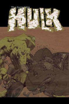 Hulk by Kaare Andrews